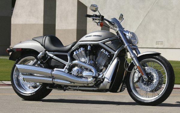 Harley-Davidson V-Rod 2008: sem reclamação é só enrolação