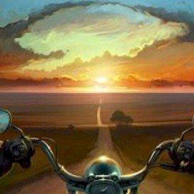 Ficar sem andar de moto ou viajar, nem pensar