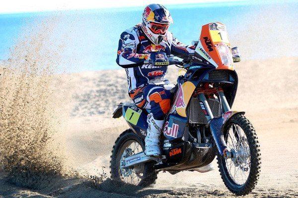 Cyril Despres: francês é favorito para levar a KTM às 12ª vitória consecutiva