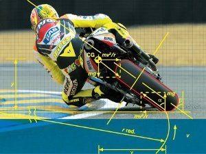 Física da motocicleta tem muitas forças atuando em conjunto. Entendê-las é importante para conduzir bem