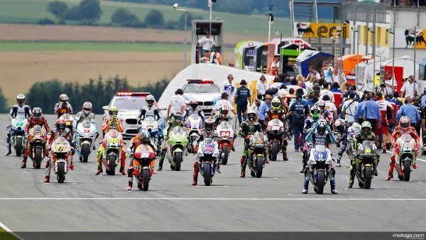 Curvelo entra firme na briga para sediar o MotoGP™ no Brasil em 2014