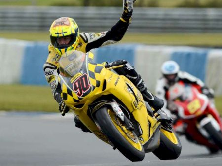 Alecsandre De Grandi, o Doca, apesar de não competir, estará presente na edição 2013 das 500 Milhas Brasil de Motovelocidade