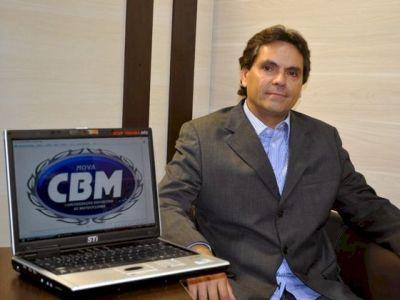 Firmo Henrique Alves, presidente da CBM