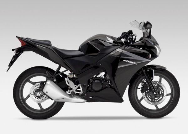 Ou uma réplica das grandes RR da Honda mas também com 125cc?