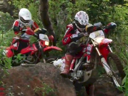 A organização promete alto grau de dificuldade no percurso (divulgação Honda)