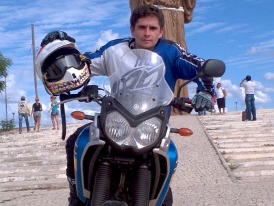 O chileno Miguel Enrique Duran Navarro vai participar do Piocerá 2013