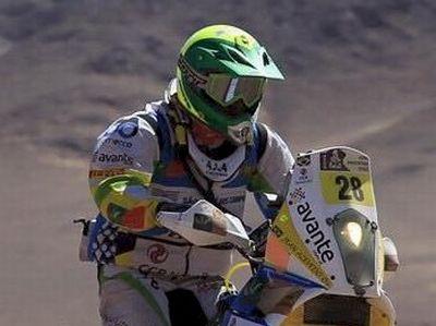 Certamente teremos a participação de Jean Azevedo no Dakar 2014, desta vez como piloto oficial da Honda