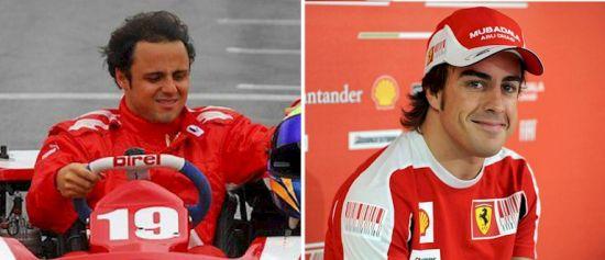 Felipe Massa e Fernando Alonso são presenças confirmadas no Desafio das Estrelas 2013