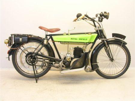 Modelo de 225cc lançado em 1923 - foto by Wikipédia