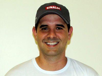 Guilherme Cascaes irá ao Piocerá com patrocínio da Rinaldi