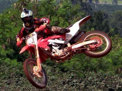 Fábio dos Santos fatura a primeira etapa da Copa Atalanta Motocross de Verão
