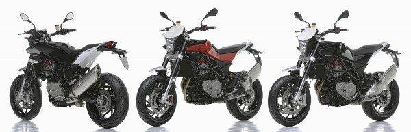 Nuda 900 e Nuda 900R (vermelha): montagem em Manaus