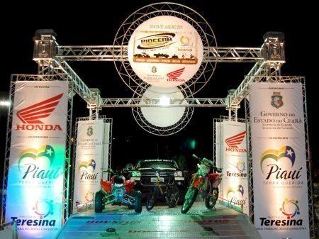 Tudo pronto para começar o Rally Piocerá 2013