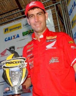 Sandro Hoffmann, vencedor da 4ª etapa do Piocerá 2013