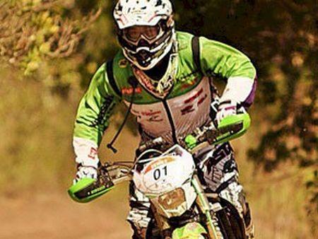 Ramon Sacilotti inicia treinamento para a temporada de rally 2013