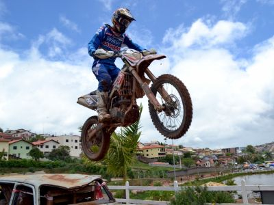 Rigos Rico, piloto de enduro da Gas Gas Racing Team