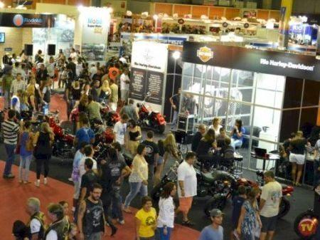 Salão Bike Show teve a presença das principais marcas de motocicletas