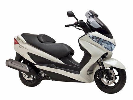 Suzuki Burgman Executive 125cc