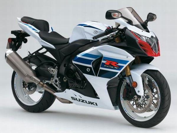 Suzuki GSX-R1000Z comemora um milhão de exemplares da linha esportiva GSX-R produzidos