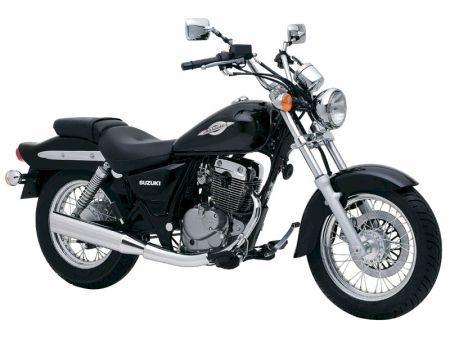 Suzuki Marauder 125cc - o modelo original tem 800cc