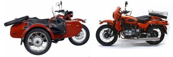 Um dos poucos fabricantes de motos com side-car no mundo
