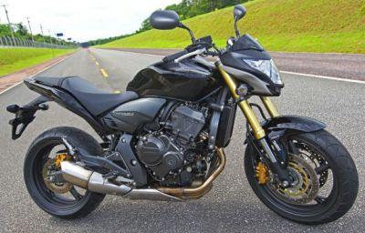 A Honda CB 600F Hornet ainda é uma das preferidas pelos ladrões de moto