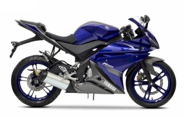 Que tal uma R1 com apenas 125cc? Pois ela é fabricada para o mercado europeu