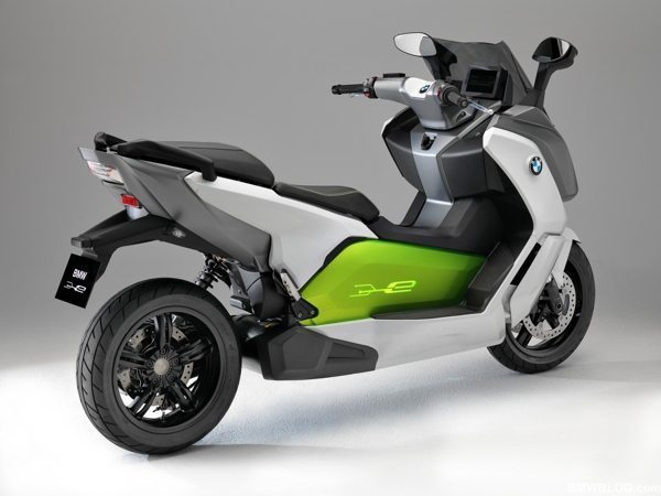 BMW C-Evolution - Apostando todas as fichas
