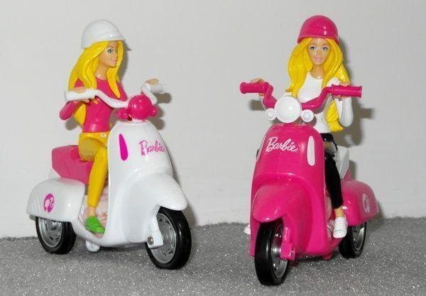 Barbie Motociclista