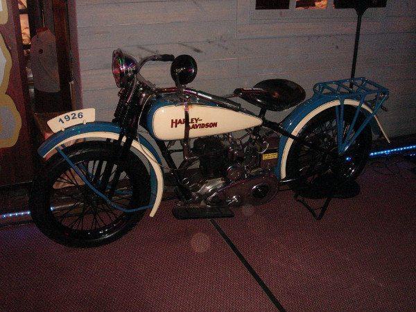 Um registro do Museu Harley-Davidson também em Gramado (RS)