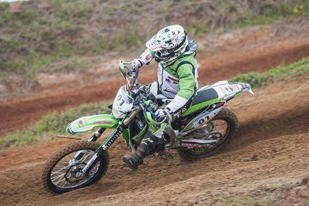 Ramon Sacilotti ficou em 4º lugar na categoria E1