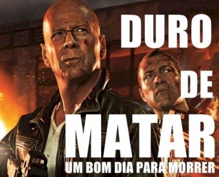"John McCLane vai ""botar pra quebrar"" pela 5ª vez no cinema"
