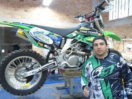 Emerson Loth é o 5º no Brasileiro de Enduro de Regularidade