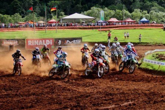 Desafio Sul-Brasileiro de Motocross em Taquaruçu do Sul (RS)