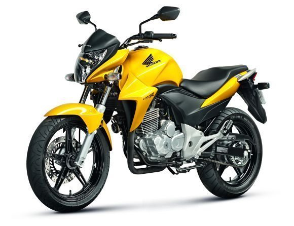 Nova Honda CB 300 Flex