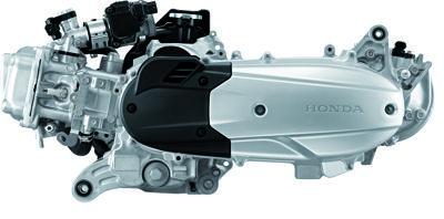 Esse motor recebeu bastante atenção para reduzir atritos internos e aumentar a durabilidade