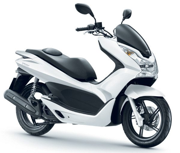 PCX 150 pode ampliar o segmento de scooters no Brasil