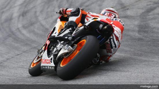 Marc Marquez, Repsol Honda Team - Teste Oficial do MotoGP em Sepang