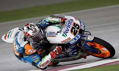 Maverick Viñales, piloto que compete na Moto3™