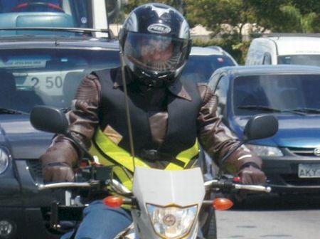 Novas regras para motofretistas entram em vigor punitivo em outubro