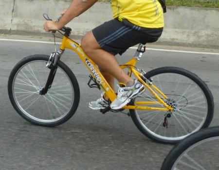 Bicicleta do World Bike Tour 2013 de São Paulo