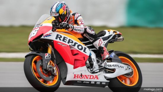 Pedrosa foi o mais rápido no primeiro dia de testes em Sepang
