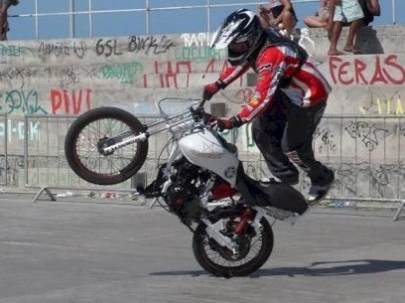 Shineray levará exibições de Stunt ao nordeste brasileiro