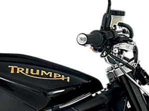 A Triumph já sente a dureza que é o mercado brasileiro