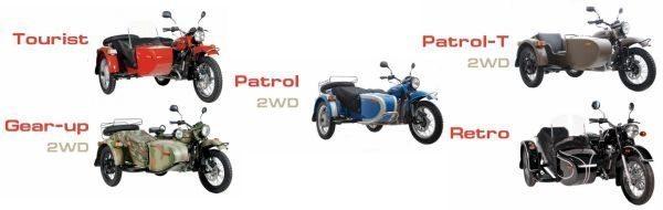 Modelos 2013, exportados para várias partes do planeta