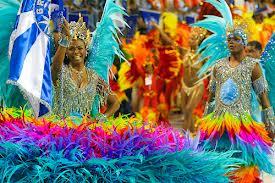 Não leve o carnaval tão a sério!