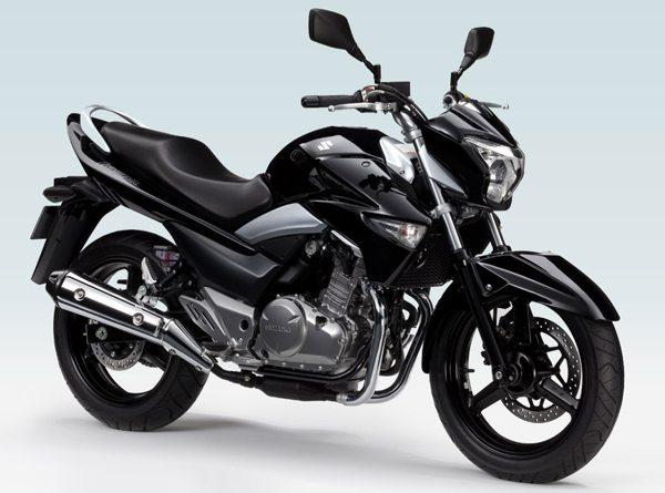 Suzuki Inazuma 250 - a próxima quarto de litro de dois cilindros a entrar no mercado