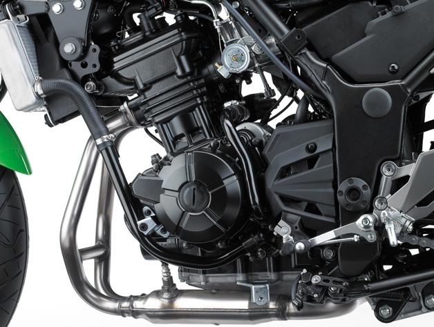 Motor teve 45% de suas peças modificadas