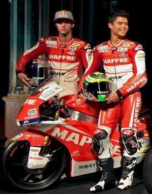 Jonas Folger e Eric Granado disputarão a Moto3