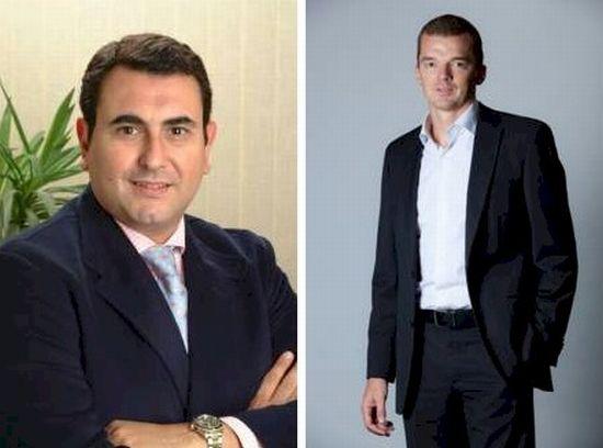 Arturo Piñeiro e Rolf Epp, novos executivos da BMW nas Américas do Sul, Central e Caribe